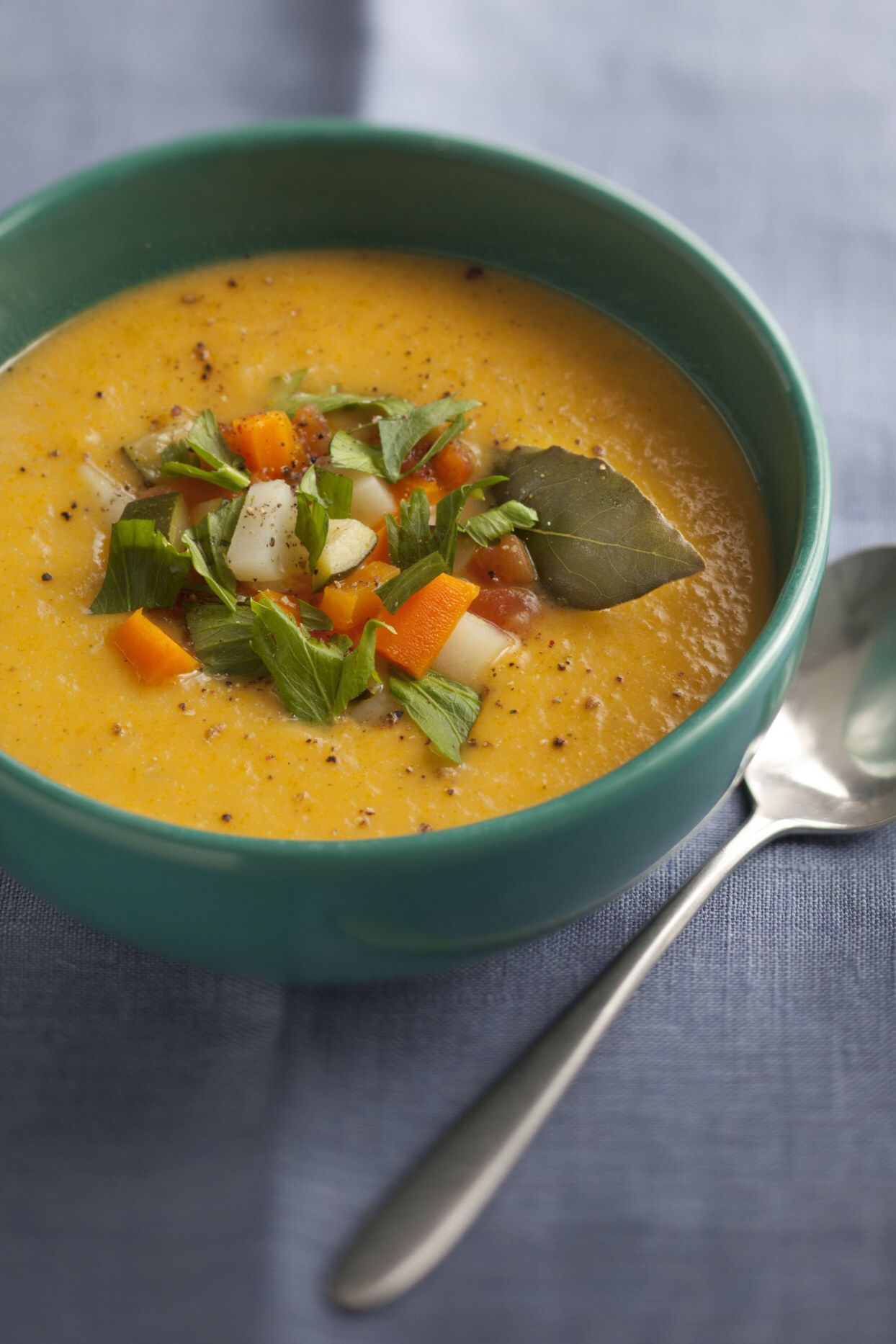 Soupe aux 7 légumes | Recette | Recettes de cuisine