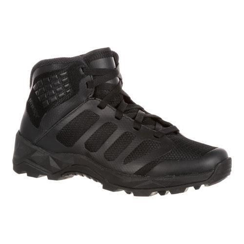 Men's Rocky 6in Elements Of Service Duty Boot Synthetic