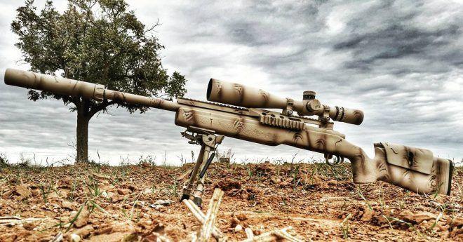 POTD: Custom .308 -The Firearm Blog