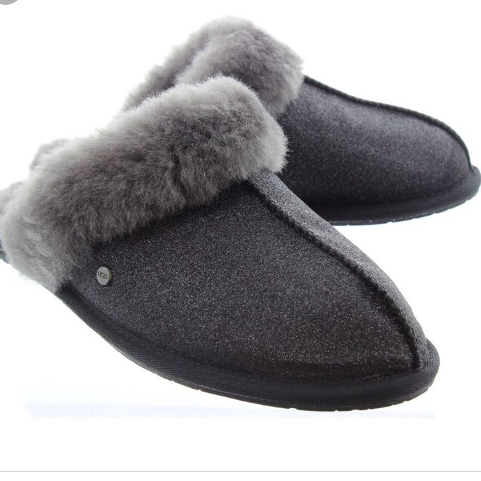 UGG Shoes | Womens Ugg Scuffette Black