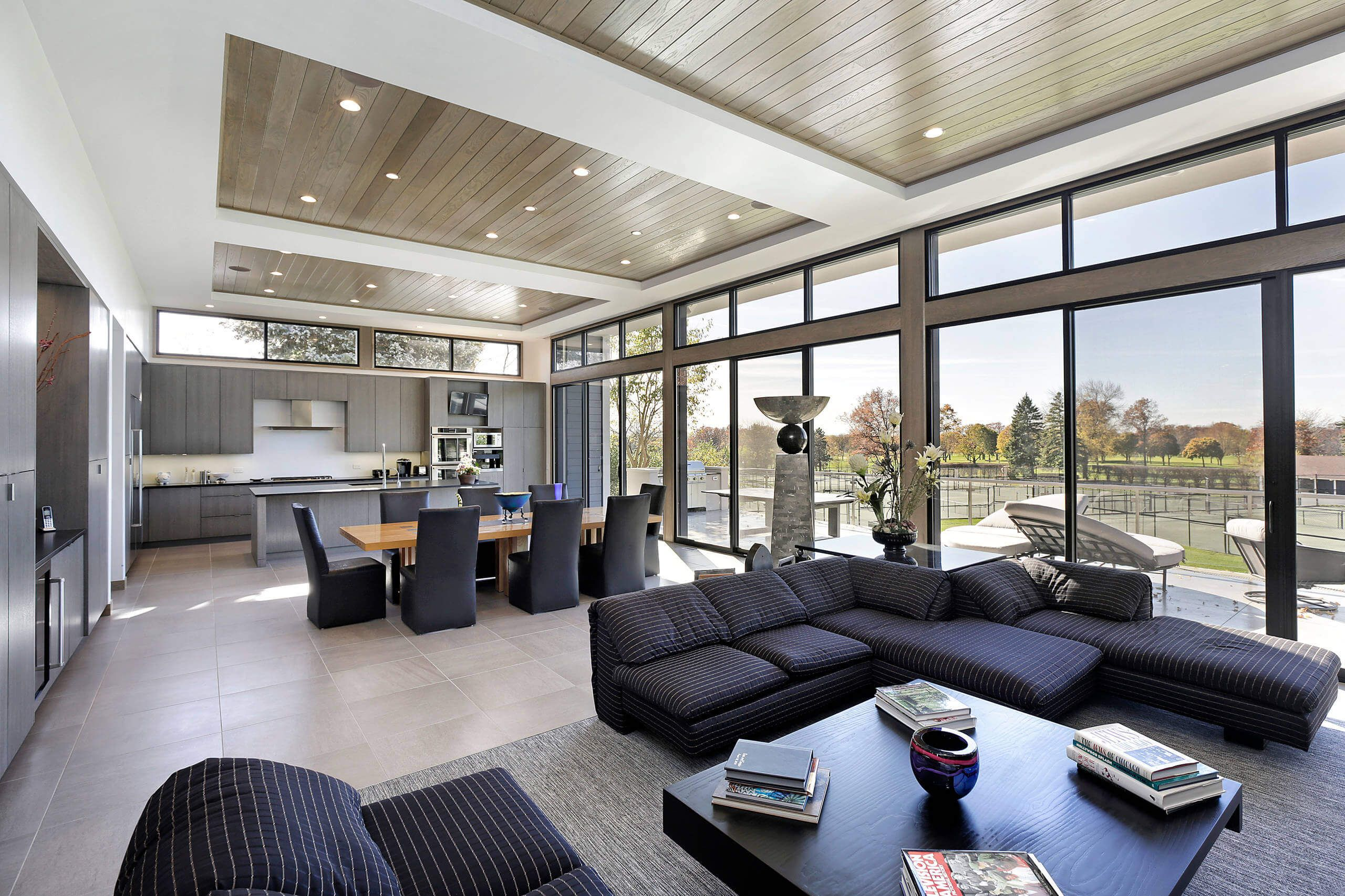 Modern Interieur Herenhuis : Modern ranch by raugstad decor architectuur