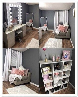 26+ awesome teen girl bedroom ideas that are fun and cool 00027 images