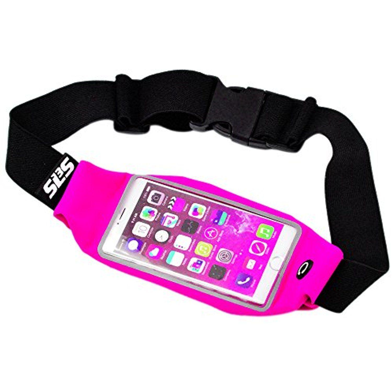 34c5243cf Smartphone Run Belt | Water Resistant | Fits iPhone 6 Plus | Touchscreen  Compatible * Details