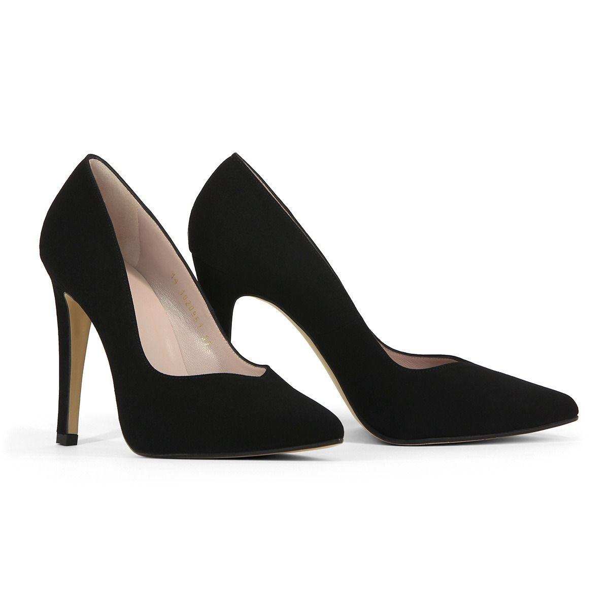 Zapatos negros Lodi para mujer QskuNiZ9a1