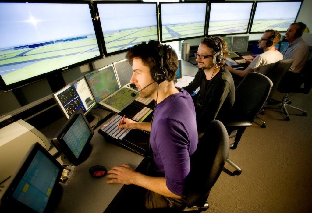 The first stage assessment for hopeful air traffic