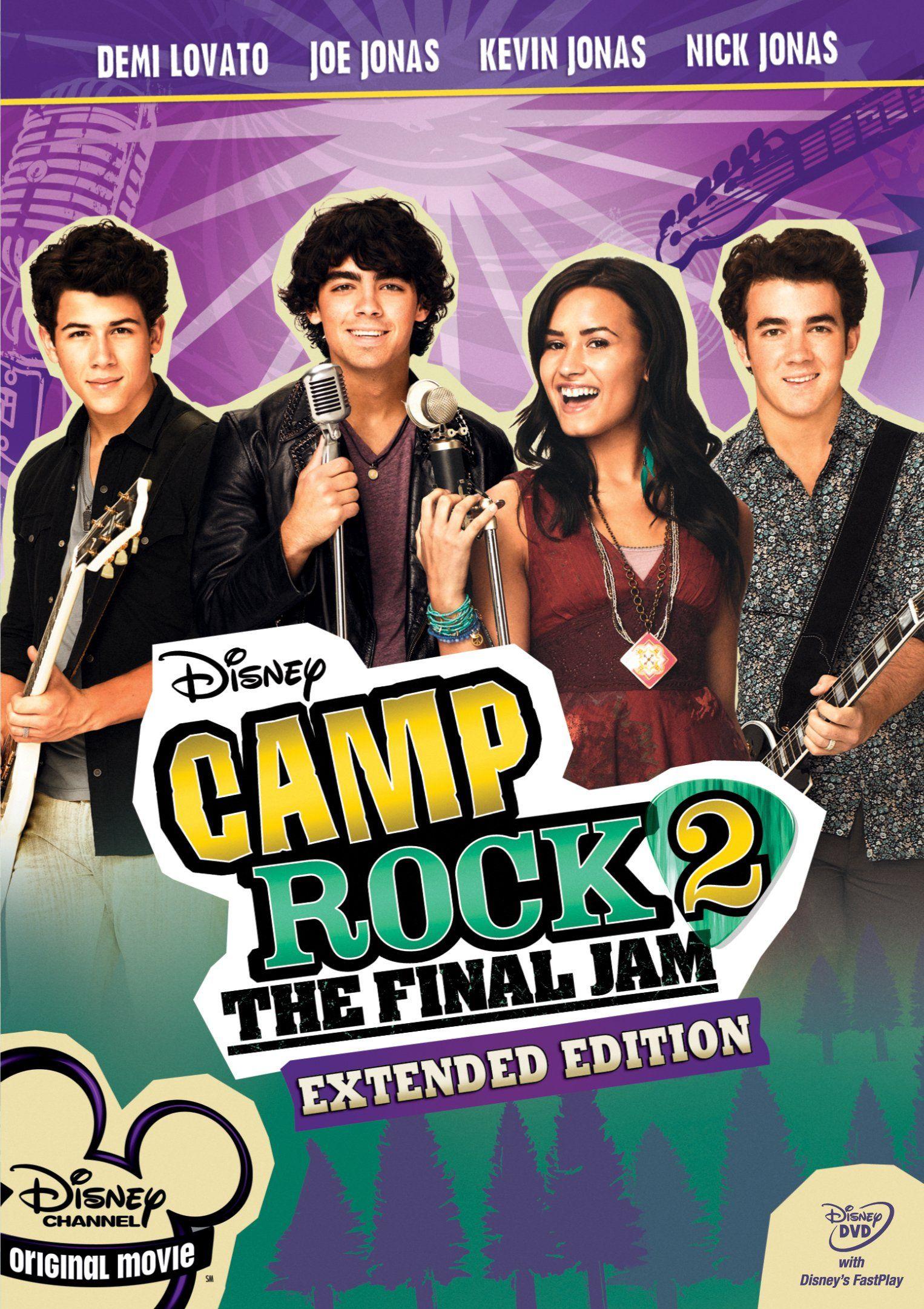 Pin De Yazmin Presa En Camp Rock Camp Rock Peliculas Completas Peliculas De Disney
