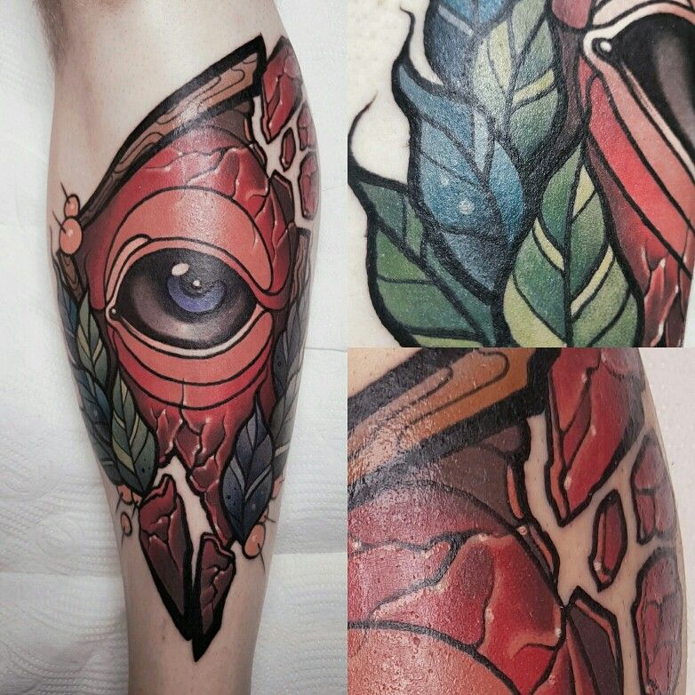 #neotraditional #tattoo #neo #traditional … | Pinteres…