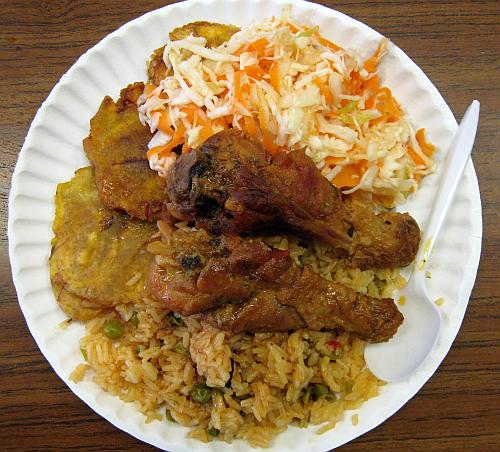 Recipes From Haiti Chicken Recipes Cluck Cluck Haitian Food