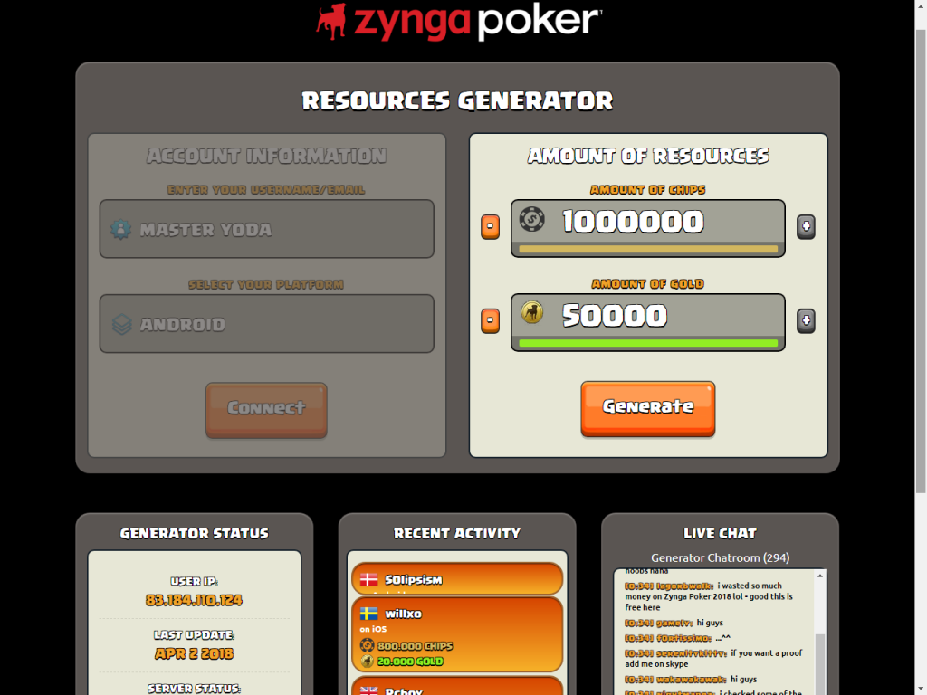 Zynga Poker Android HACK 2016 Root NOW PATCHED Zynga Poker