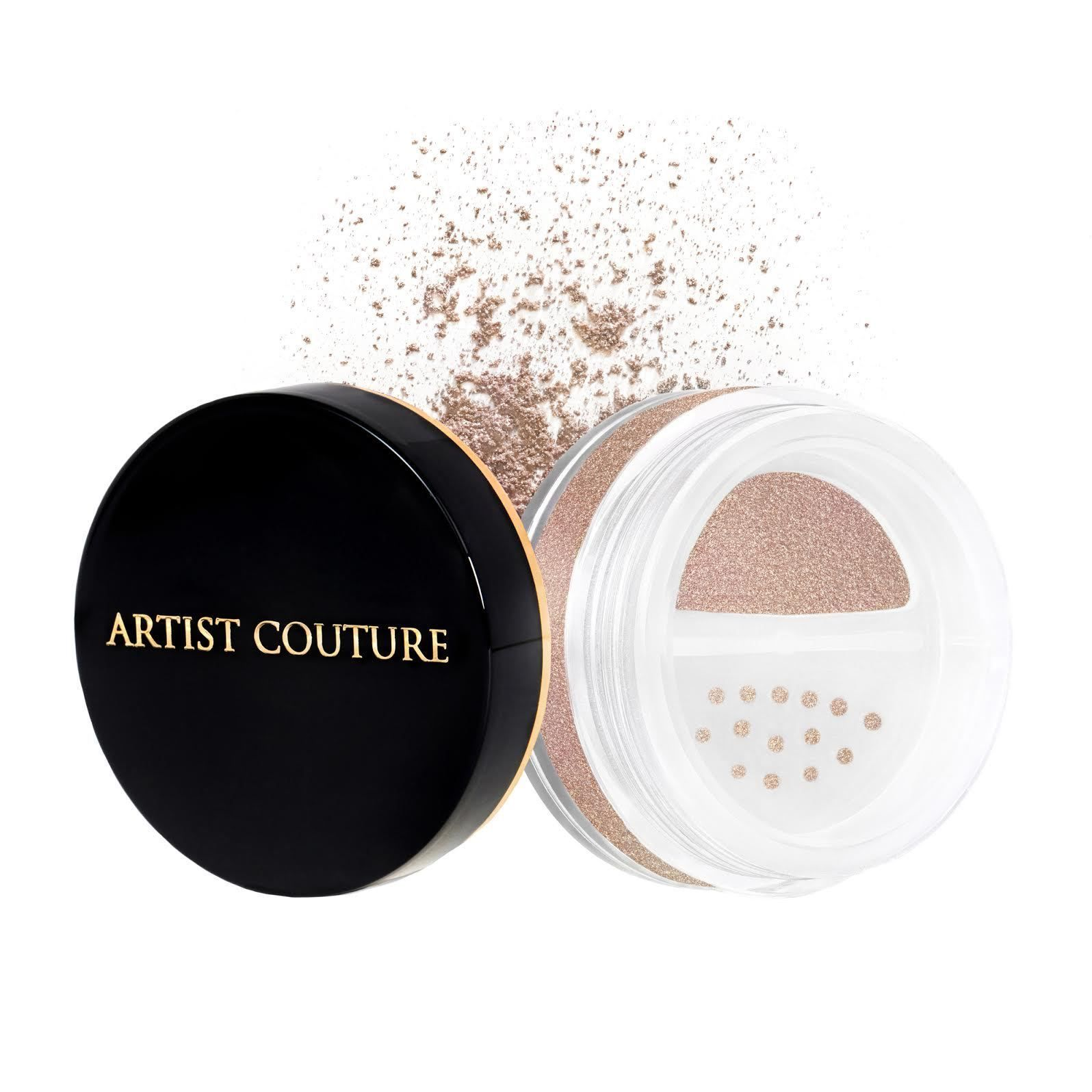Diamond Glow Powder Conceited Artist couture, Makeup to