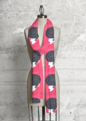Modal Scarf - Splatter Painted Stone by VIDA VIDA vPtf6