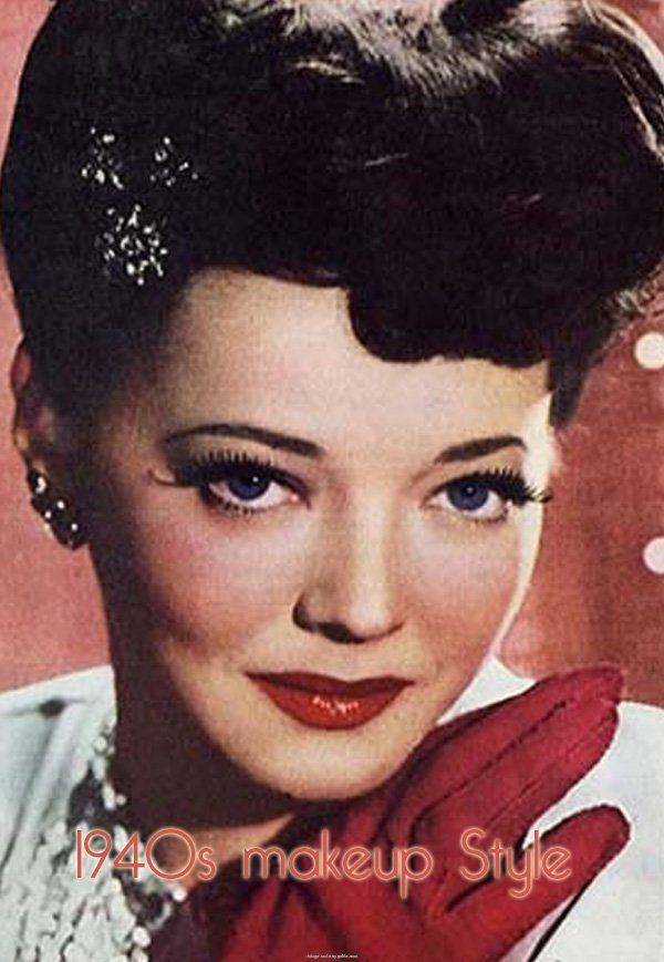 1940s Makeup Tutorials Books And Videos With Images 1940s