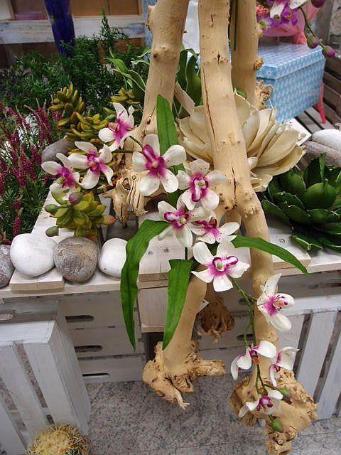 vendita fiori e piante artificiali