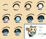 Eye Tutorial by MagicofManga
