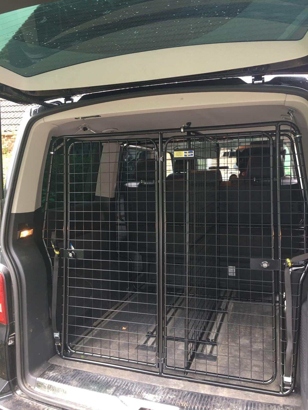 Heckgitter Trennwand Transportgitter Fur Vw Multivan Dog