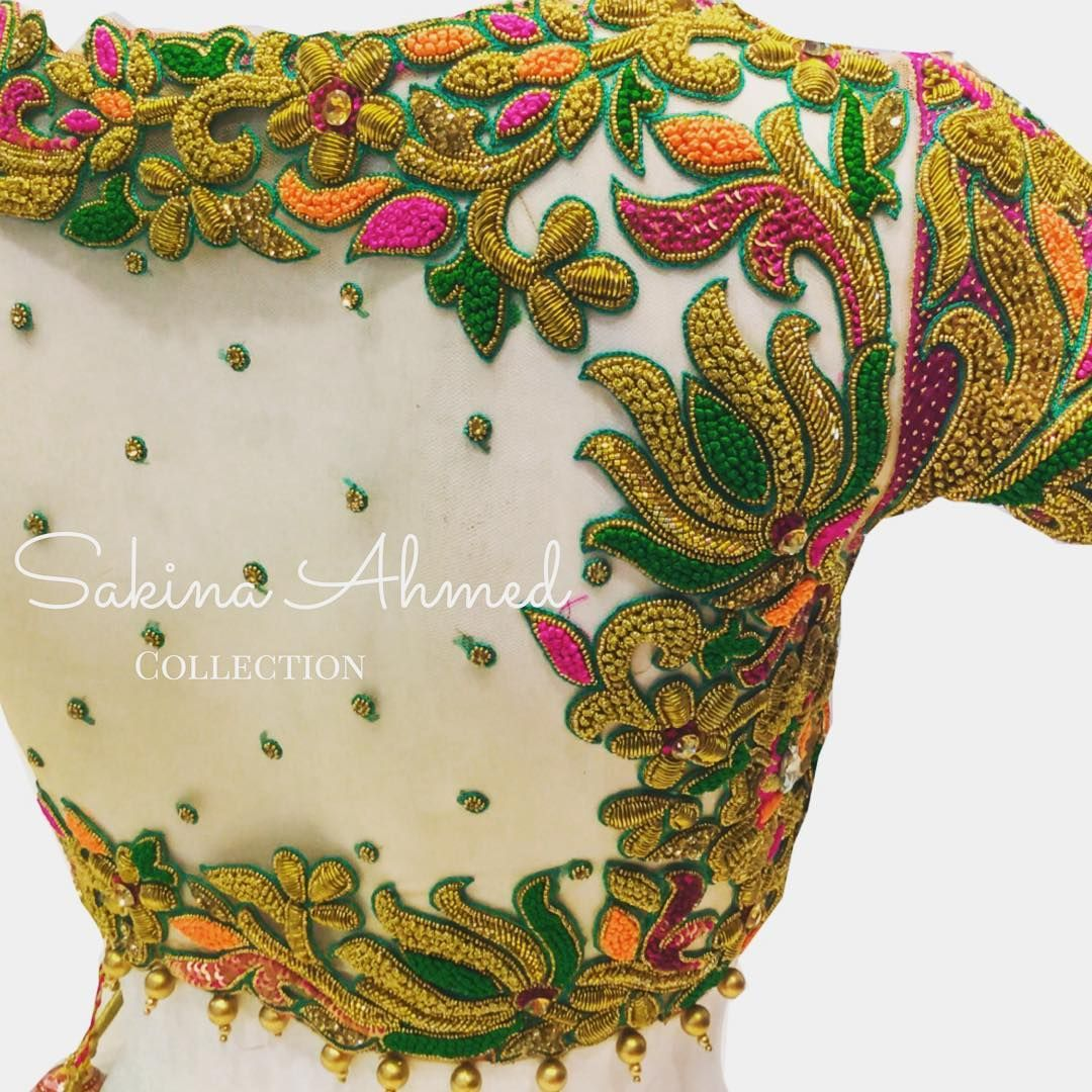 Silk saree blouse designs without embroidery bridal silk saree blouses guaranteed to turn heads  blouse designs