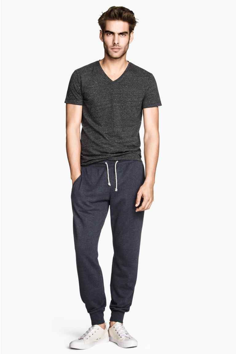 Pantalon De Chandal Mens Sweatpants Style Mens Casual Outfits Mens Pajamas
