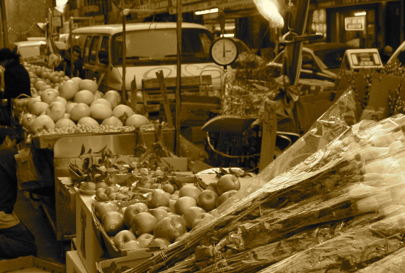 Chinatown love new york city toronto 2009 chinatown