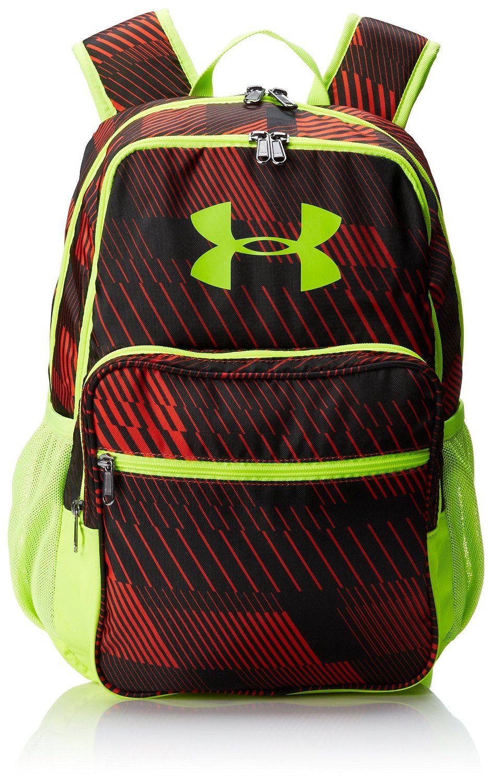 7461c60eab Amazon.com  Under Armour Boy s HOF Backpack  Clothing