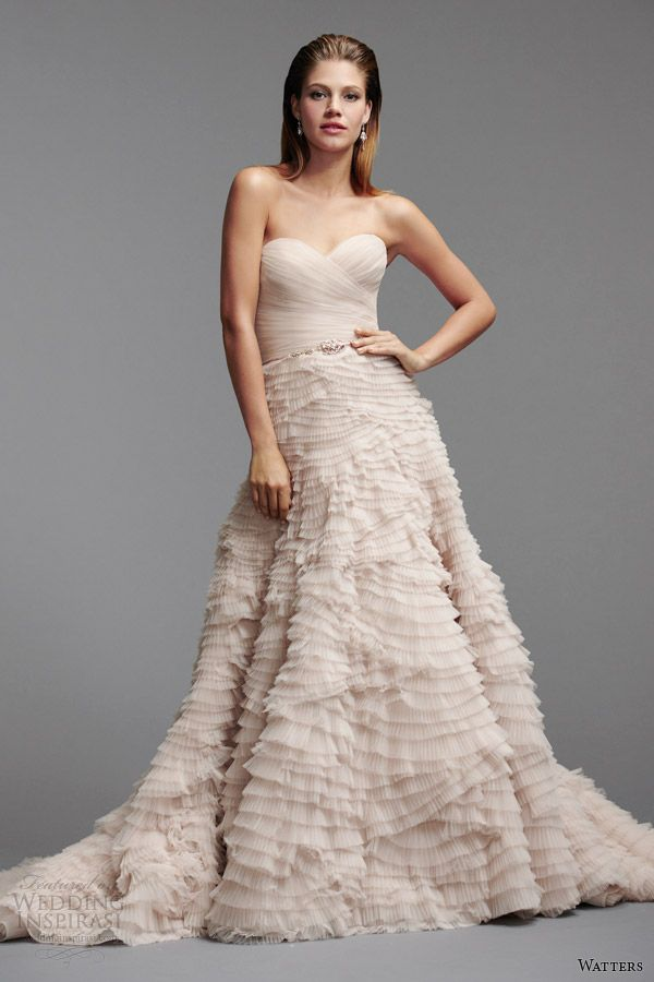 Watters 2014 Wedding Gowns