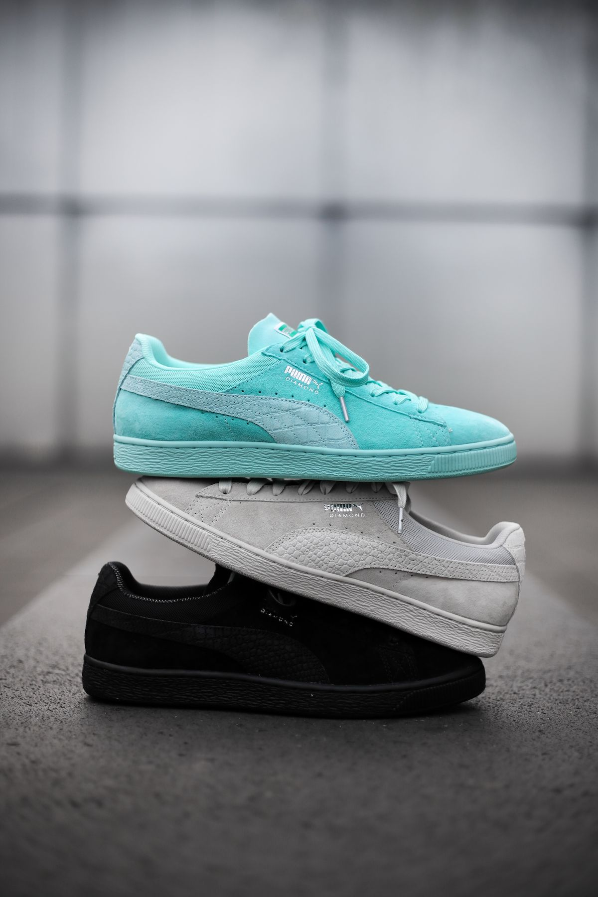 572b494cd33 Diamond Supply Co. Makes the Puma Suede for Skate - EU Kicks Sneaker  Magazine