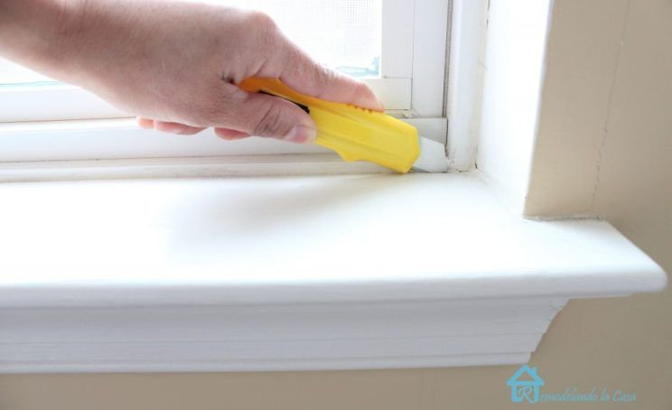 How to Install Window Trim  How to Install Window Trim