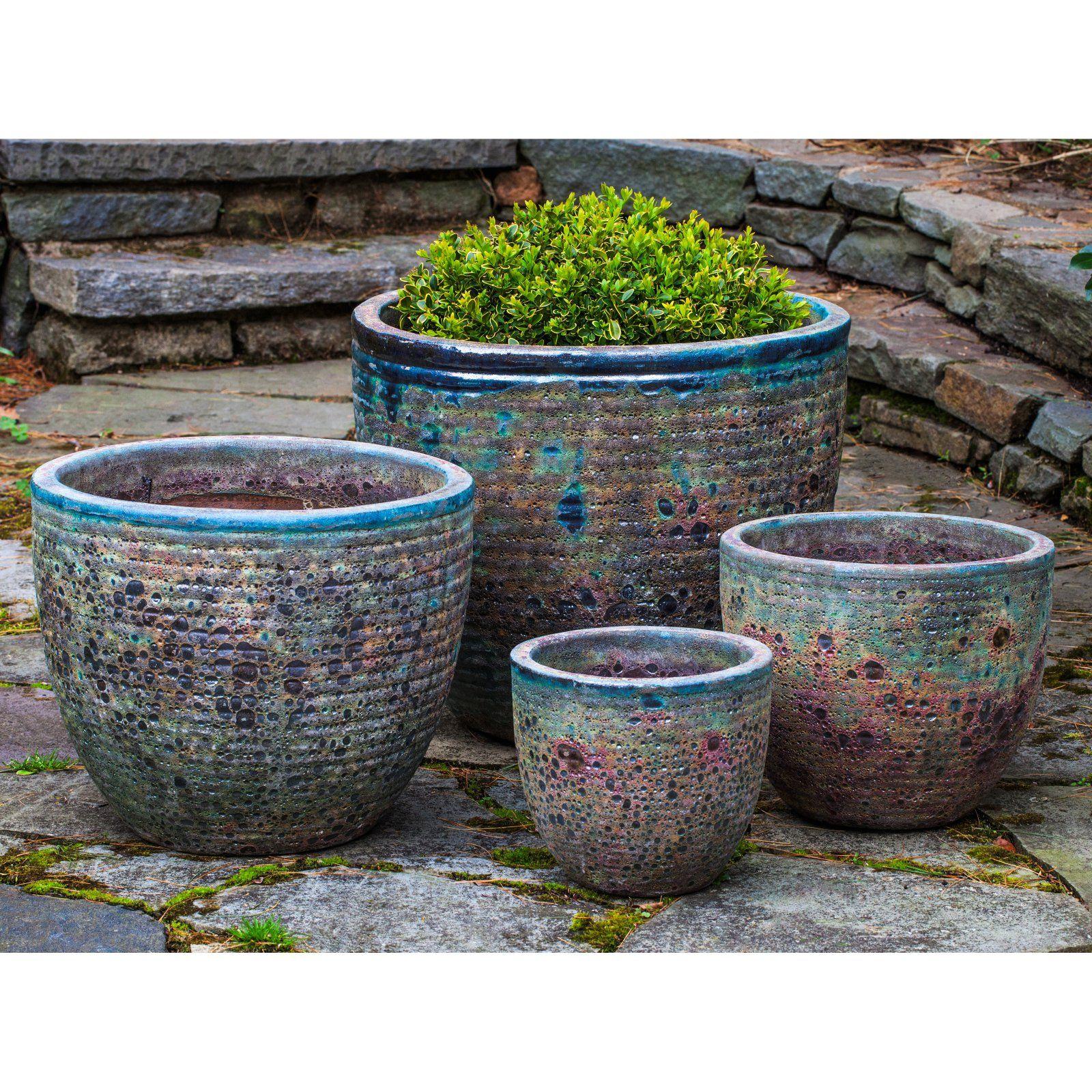 Campania International Aspara Planter Set Of 4 640 x 480