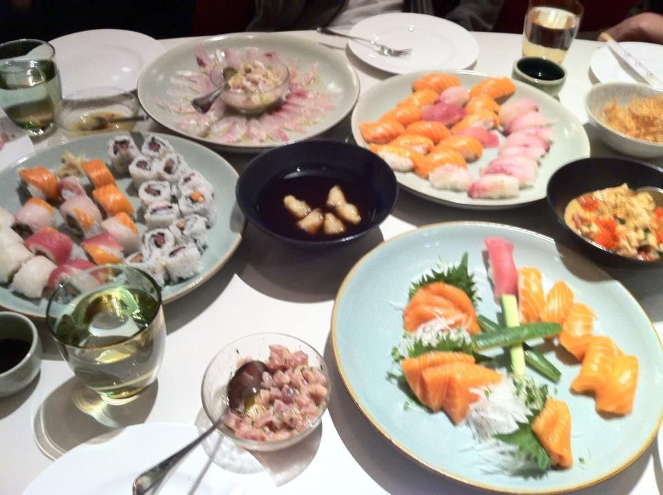 Learn to make your own Japanese cuisine (Sushi, Sashimi and more) . Image property of Keiko Yamamato.    www.forwardtalent.co.uk/keikoyamamato  www.forwardtalent.co.uk/service/home—garden
