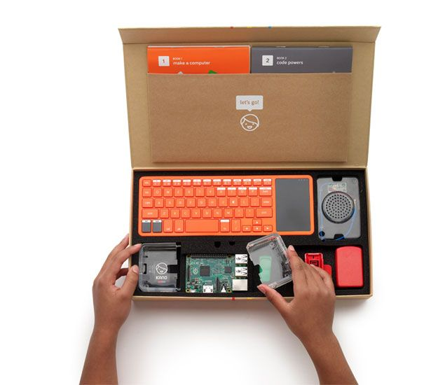 Kano Computer and Coding Kit is a great tool to teach children ...