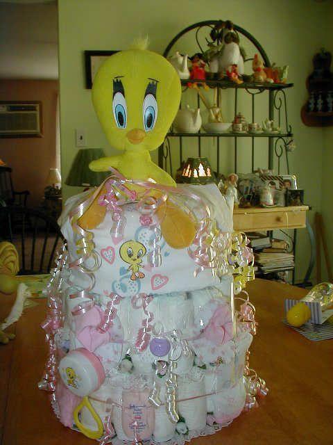 Tweety Bird Decorations For A Baby Shower Tweety Bird Stuff To