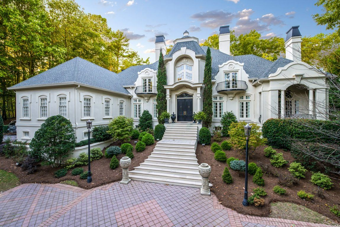 9350 Old Southwick Pass Alpharetta, GA 30022 - Priced at $1,695,000