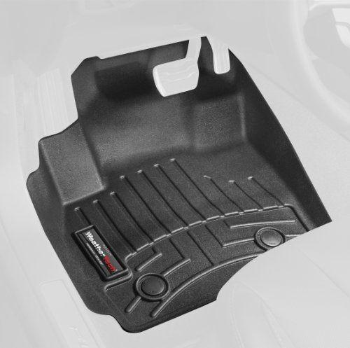 WeatherTech 445221 FloorLiner Front Black ** To View