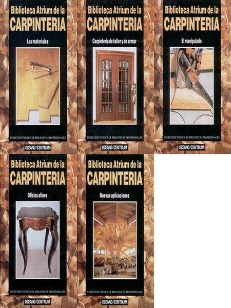Carpinter A Libros Gratis Online Madera Pinterest