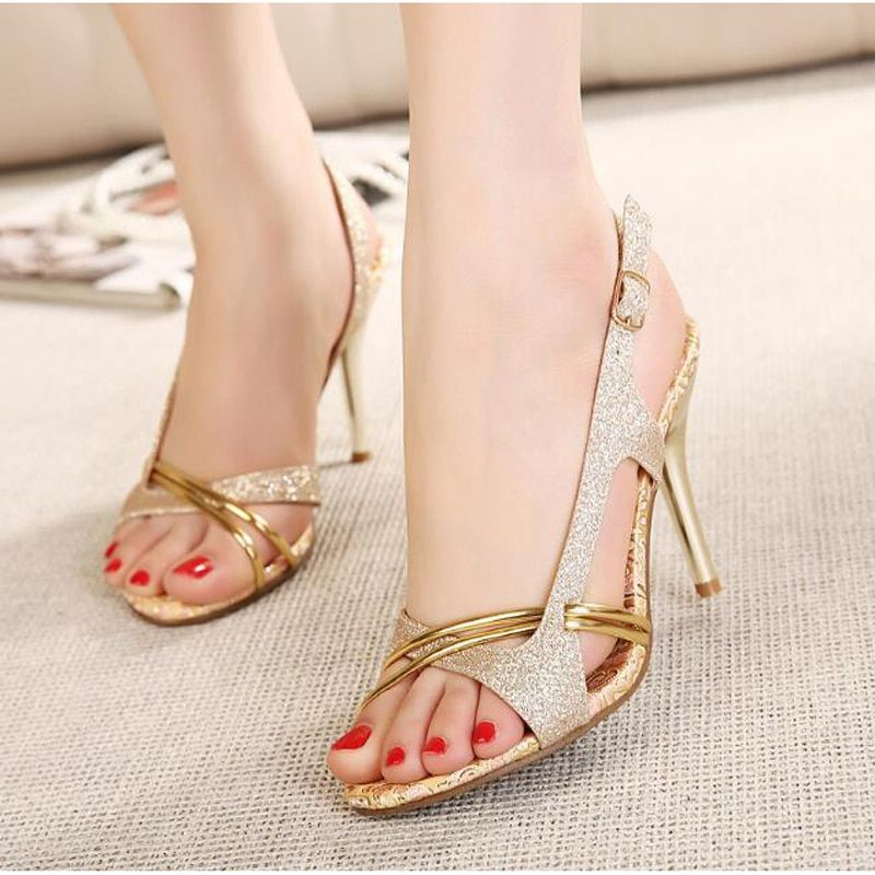 48e7592e418 women sandals high heels sexy sandals for women summer shoes solid fashion  sandal Price  30.90   FREE Shipping  denim