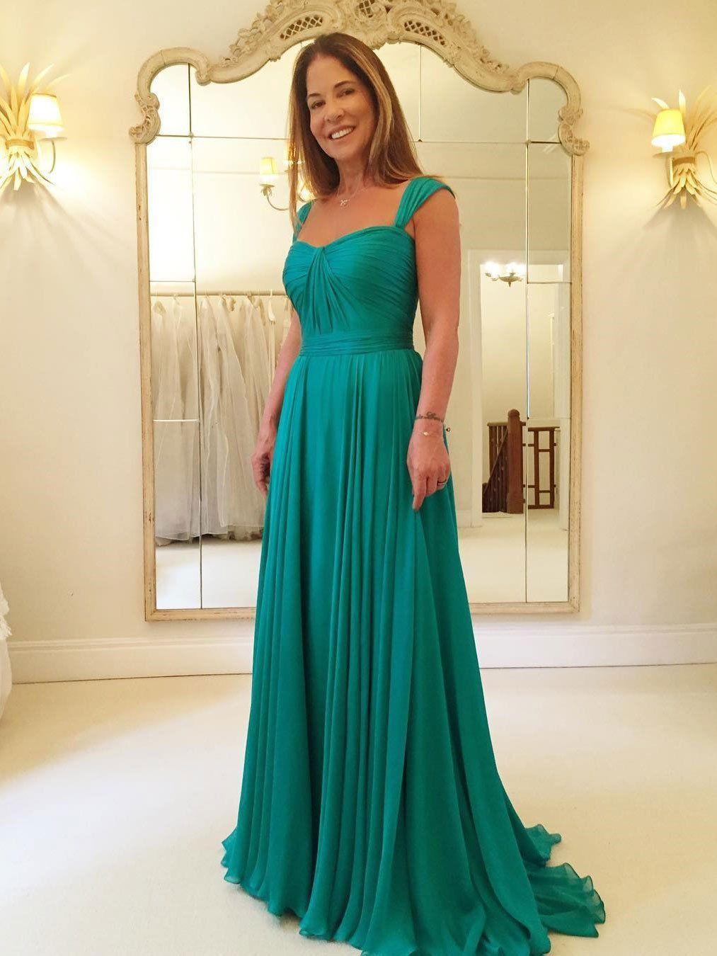 Long Chiffon Bridesmaid Dresses,Cheap Party Dresses for Bridesmaid ...