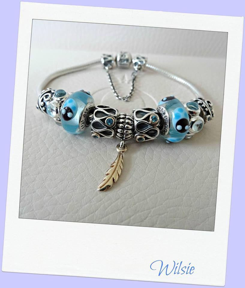 Celebrity Style Beads: Pandora Bracelet