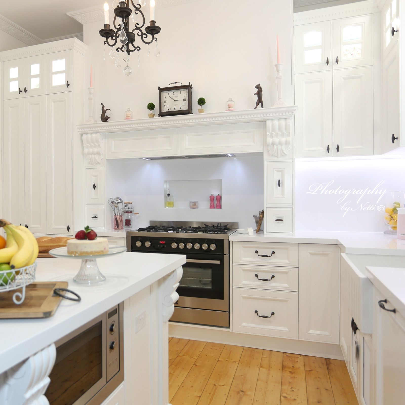 Hamptons French Provincial Kitchen | Home Ideas | Pinterest | French ...
