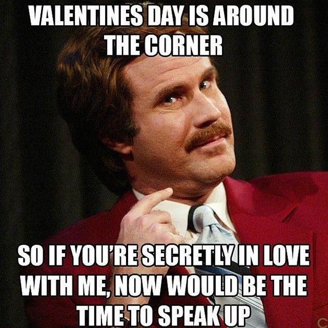 Valentine S Day Is Around The Corner Funny Valentine Memes