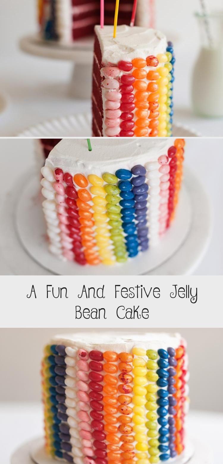 Photo of Rainbow cake #rainbowcake #jellybeans #PinataKuchenRezept #PinataKuchenSchoko