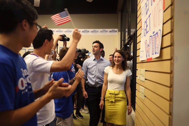 Republican Karen Handel defeats Democrat Jon Ossoff in Georgia's special election