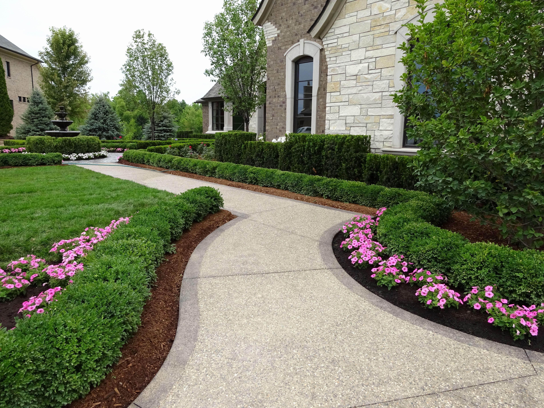 Landscape Ideas Michigan Elegant 9 Best Front Yard Landscape Images On Pinterest Pat…   Front Yard Landscaping Design, Front House Landscaping, Sidewalk Landscaping