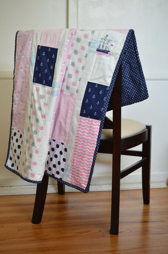 Baby Blanket Baby Quilt Baby Girl Toddler Crib Bedding