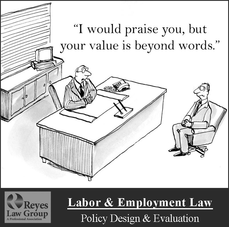 The Lighter Side Of Law Reyes Law Group Labor Employment Law
