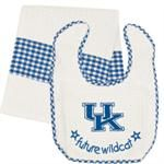 C UK Bib & Burp Cloth Set    #UltimateTailgate #Fanatics