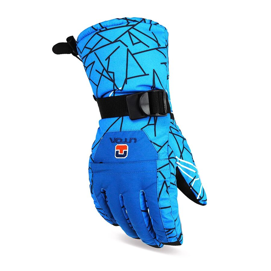 Aotu 1 Paired Man Outdoor Water Resistant Windproof Warm Skiing  # Muebles Lacados Gaete