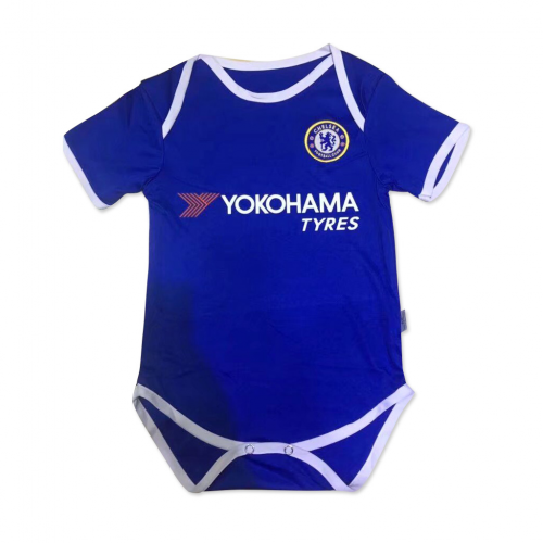 sports shoes 2afda e1061 Infant Chelsea Home Soccer Jersey Shirt 2017-18 on ...