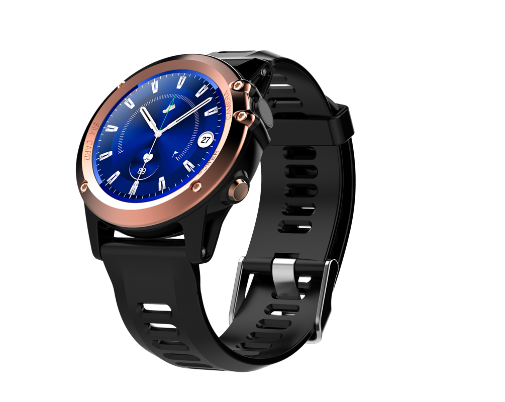 C1 IP68 Android Smart Watch 3G, 1.39 Inch Touch Screen