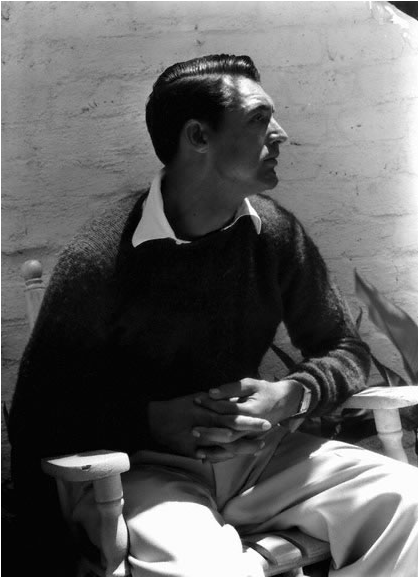 "kvetchlandia:    Imogen Cunningham       Cary Grant       1932  ""Insanity runs in my family. It practically gallops."" Cary Grant"