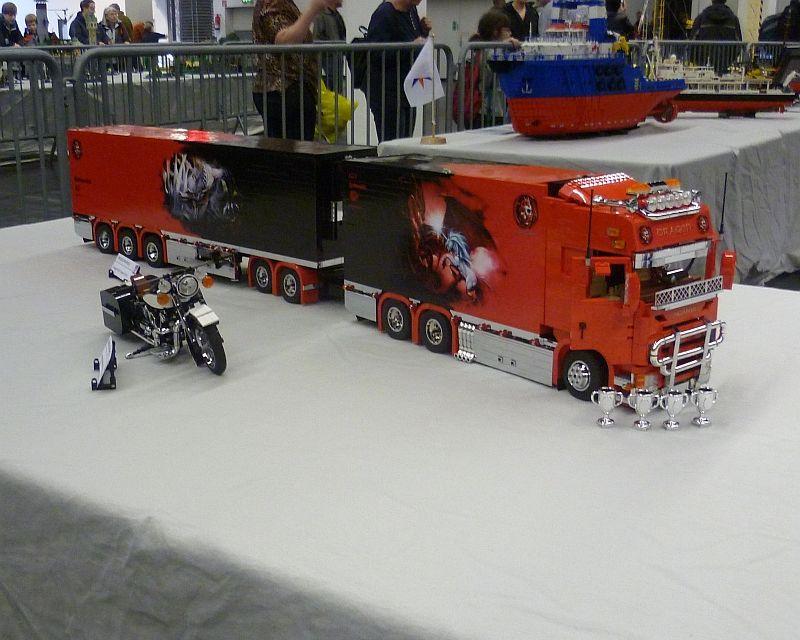 lego truck dragon lego. Black Bedroom Furniture Sets. Home Design Ideas