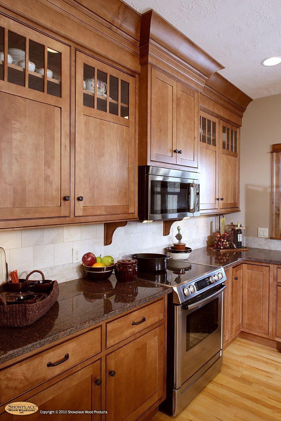 Showplacewood Com Door Style Pendleton Inset Species Maple Finish Nutmeg With Walnut Glaze Isl Kitchen Inspirations Kitchen Renovation Kitchen Design
